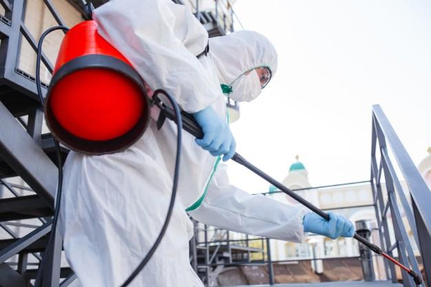 Proteção e prevenção contra microrganismos nocivos: contrate serviços de sanitização e desinfecção residenciais
