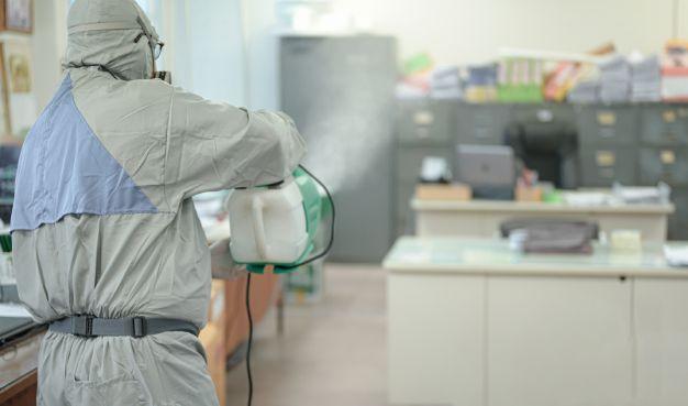 Sanitização para escritórios mantenha seus colaboradores seguros de vírus perigosos - Biosseg