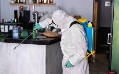 Sanitização para comércios: mantenha o seu ambiente seguro