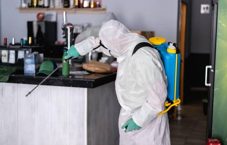 Sanitização para comércios: mantenha o seu ambiente seguro - Biosseg