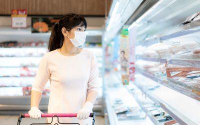 Sanitização de Supermercados: mantenha vírus e bactérias controlados!