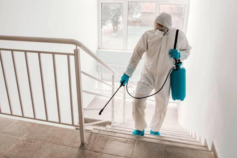 Residência mais segura com serviços de sanitização em Curitiba