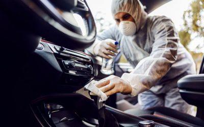 Sanitização de Veículos em Curitiba: mantenha seus passageiros seguros